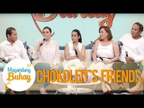 K, Pooh and Pokwang say 'Chokoleit is irreplaceable' | Magandang Buhay