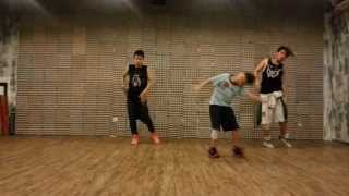 Jessie J - WILD ft. Big Sean, Dizzee Rascal dance choreo by TORO