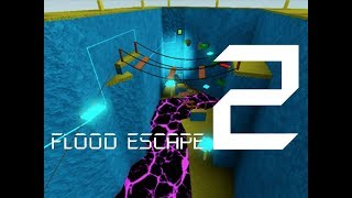 Roblox Flood Escape 2 (Test Map) - Different Dimension (Revamp)(Insane)(Multiplayer)