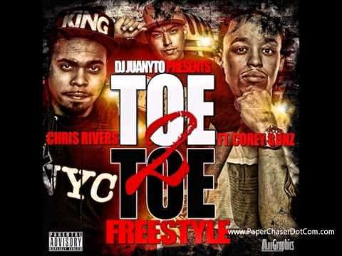 DJ Juanyto Ft. Cory Gunz & Chris Rivers - Toe 2 Toe (Freestyle) 2014 New CDQ Dirty