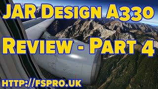 Review | X-Plane | JARDesign A330 | Pt 4 | MCDU
