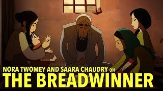 How Animating THE BREADWINNER Helps Audiences Connect with Deborah Ellis' Important Story
