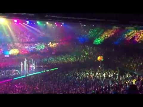 Katy Perry - Birthday Live at Brisbane Entertainment Centre 28/11/14