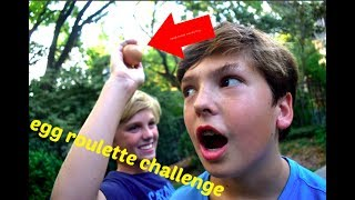 Egg roulette video ( yolk, ligma, getting clapped and more )