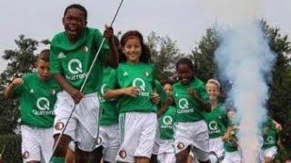 Feyenoord O12 Competitie Goals Seizoen 2017- 2018