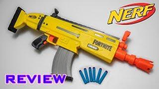 [REVIEW] Nerf Fortnite AR-L | Stryfe Reskin