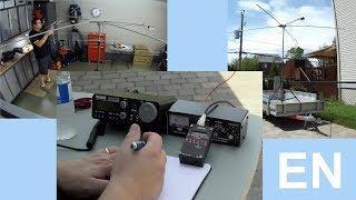 MFJ-1835H Cobweb antenna review (high power version 1.5kW)