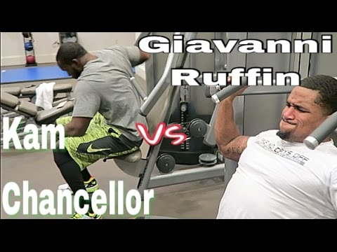 Lifestyle Change Ep.1 | Kam Chancellor & Giavanni Ruffin GO BeastMode | Clean Eating