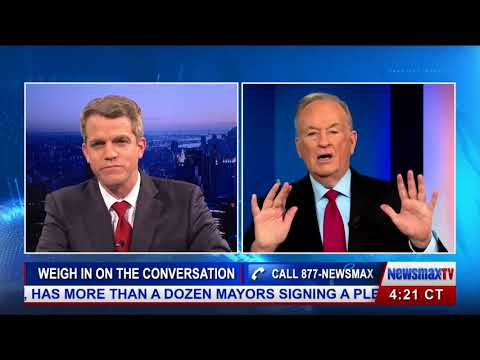 """Bill O'Reilly on The Gun Control """"Walkout"""", PA Special Election & More"""