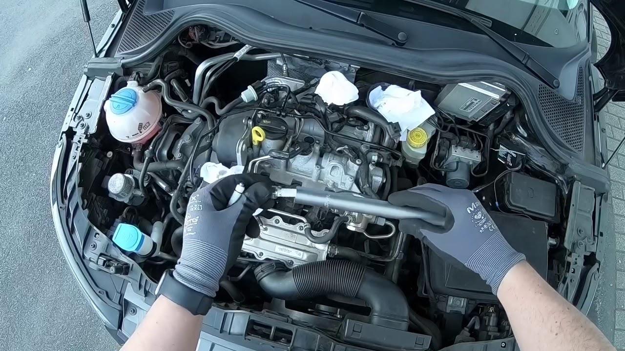 Pkw Zundkerzen Wechsel Audi A1 S1 Sportback Zundkerze Austauschen