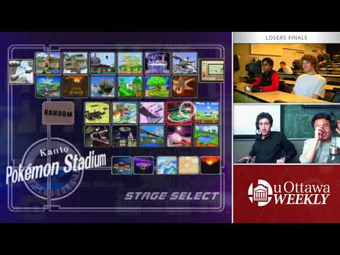 uOttawa Weekly #2 (Fall 2017) — Singles Losers Finals — TPN vs Lacroix