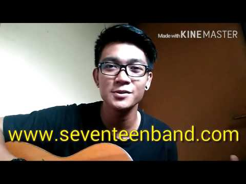 Saat kau temukan - seventeen band (cover by Tito R