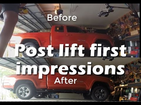 Initial impressions after leveling kit install on my 2016 Tacoma