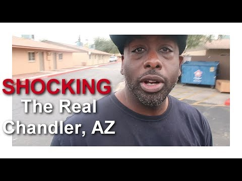 Chandler, AZ The Good, The Bad, The Ugly City Tour