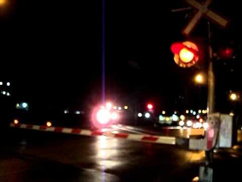 FIrst GO train to return to Kitchener.  Part 1
