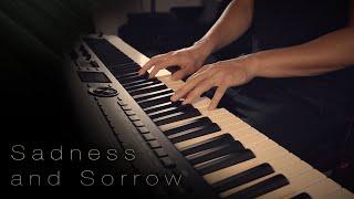 Sadness and Sorrow - Naruto \\ Jacob's Piano