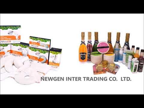 KLASS - Shower Gel, Shampoo & Hair Mask | Newgen Inter Trading Co. Ltd