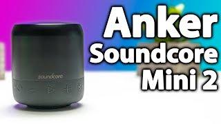 Review Anker Soundcore Mini 2 Waterproof Bluetooth Speaker!