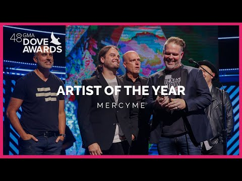 MercyMe Wins Artist of the Year