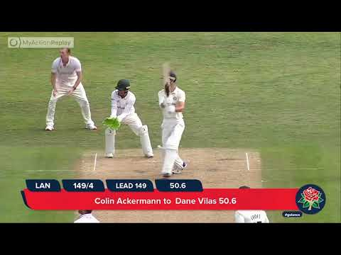 County cricket is back!   Lancashire vs Leicestershire, Day 1 highlights, Bob Willis Trophy