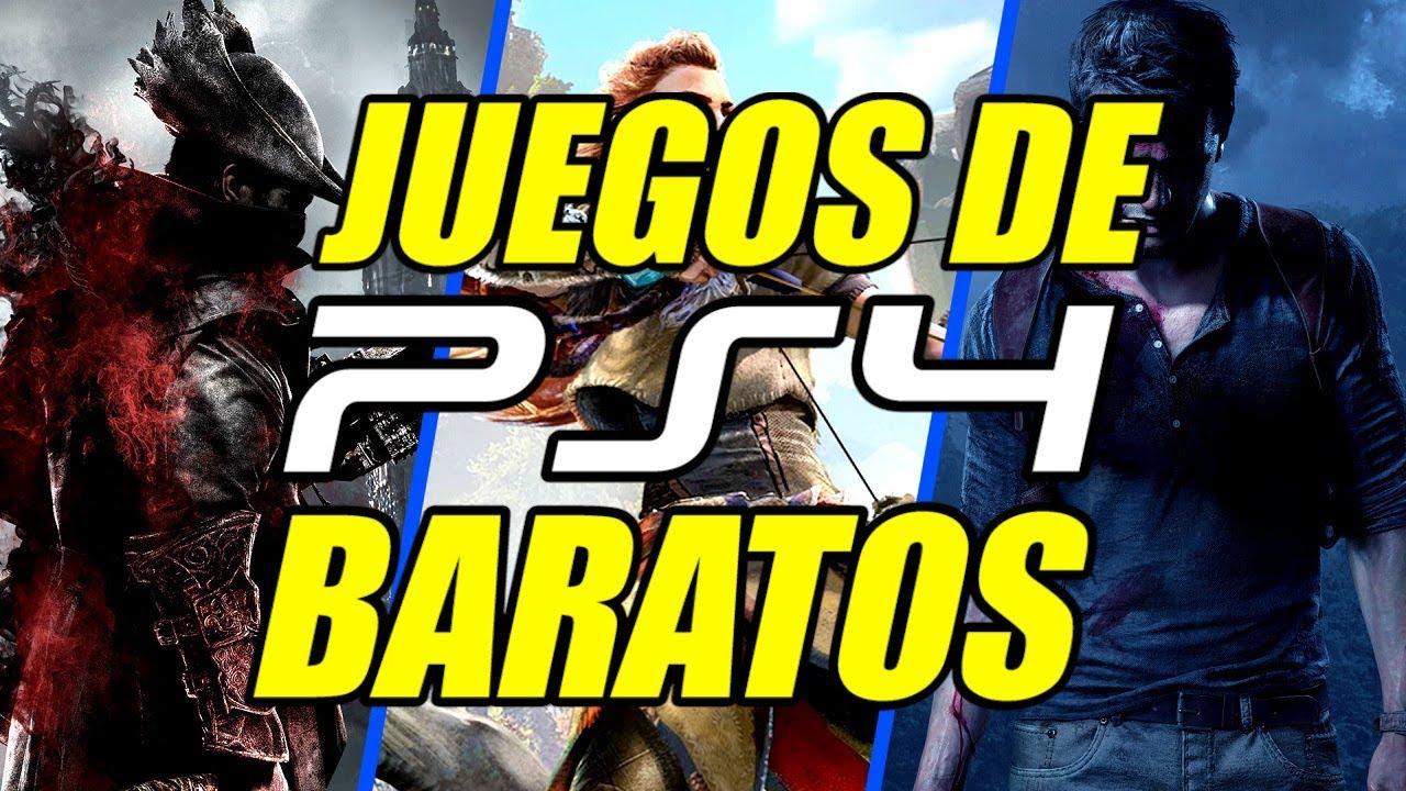 Compra Juegos De Ps4 Lo Mas Barato Posible Sin Iva Y Con Uala Youtube