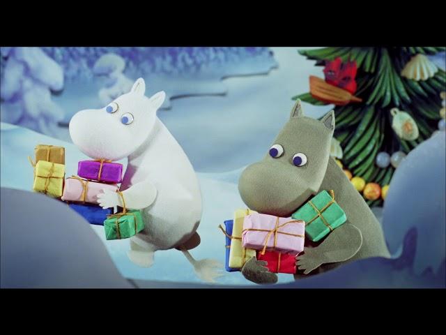 クリスマスがやってくる!映画『ムーミン谷とウィンターワンダーランド』予告編