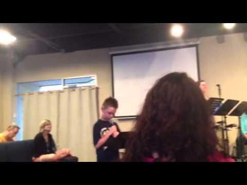 IHOPJAX kids pray let families worship together