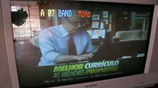Lista Canais TV Aberta Salvador Atualizada em 11/10/10
