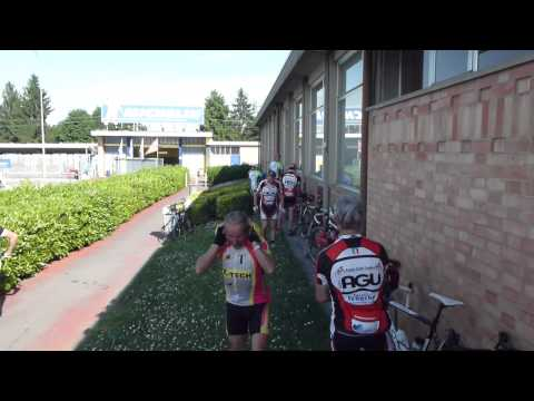 Raduno cicloturistico organizzato dal MSC in HDV