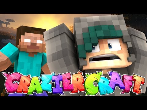 I May Have Released Herobrine Onto The Server... - Minecraft CrazierCraft SMP - Ep.3