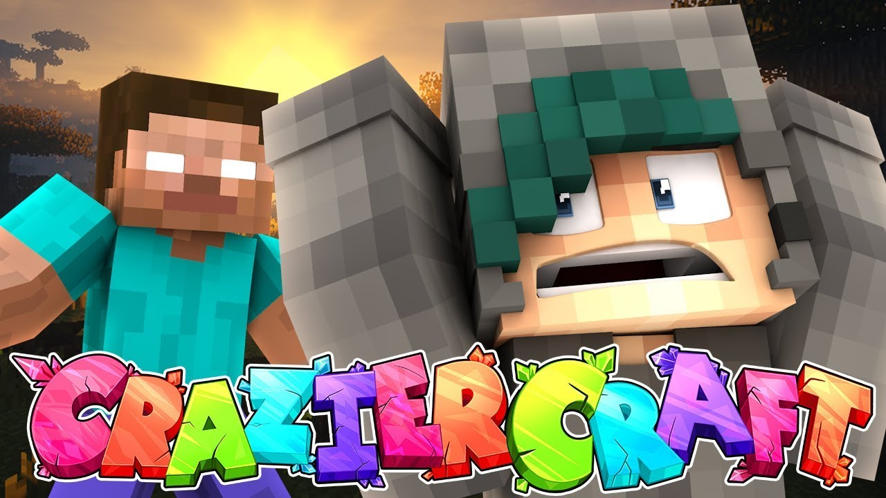 Download I May Have Released Herobrine Onto The Server... - Minecraft CrazierCraft SMP - Ep.3