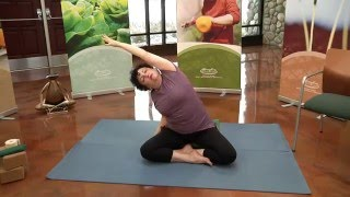 Intermediate Chair Yoga Sequence