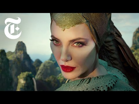 watch-angelina-jolie-cast-a-spell-in-'maleficent:-mistress-of-evil'-|-anatomy-of-a-scene