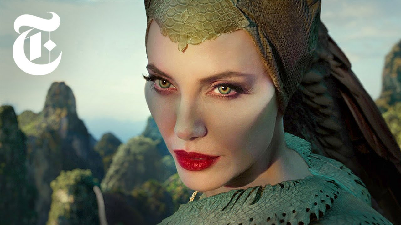 Watch Angelina Jolie Cast A Spell In Maleficent Mistress Of Evil Anatomy Of A Scene