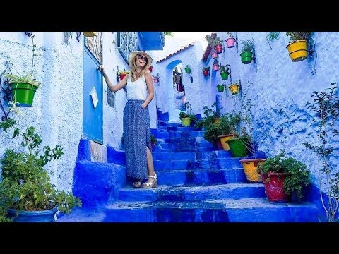 Top10 Recommended Hotels In Chefchaouene, Morocco