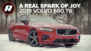 The 2019 Volvo S60 stands strong in the crowded luxury-sedan field | Review