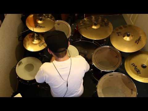 Silverstein - See Ya Bill (Drum Cover) 182Mapex