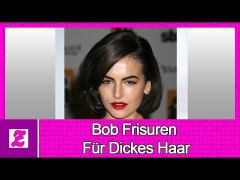 Der Ultimative Leitfaden Für Bob Frisuren Für Dickes Haar