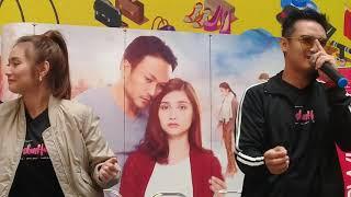 Live: Ayda Jebat & Adi Priyo - Pinjamkan hatiku * ROAD TOUR PANTAI TIMUR di Megamall Kuantan, Pahang