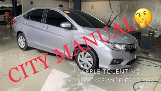 DETAILED! 2020 HONDA CITY 1.5 E MT ( Philippines ) Lunar Silver Metallic