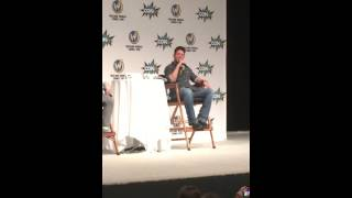 "Christian Kane Singing His Song, ""Thinking Of You"" At Wizard World Comic Con St. Louis"