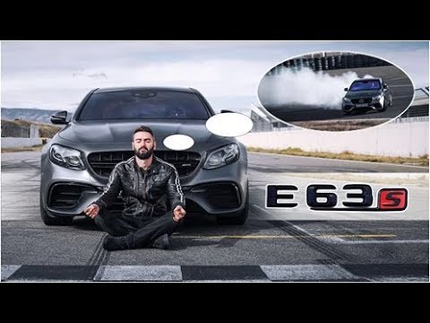 უხეში ტესტ დრაივი  Mercedes AMG e63s  Rough test drive