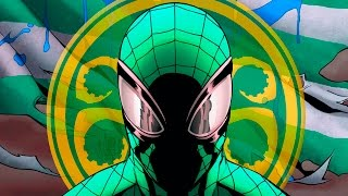 НОВЫЙ ЧЕЛОВЕК ПАУК ВСТУПИЛ В ГИДРУ? SPIDER MAN IN HYDRA? MARVEL.