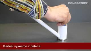 Postup výměna kartuše ve vodovodní baterii