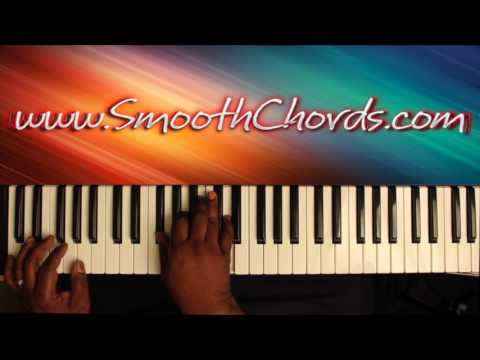 Be Lifted - Micah Stampley - Piano Tutorial