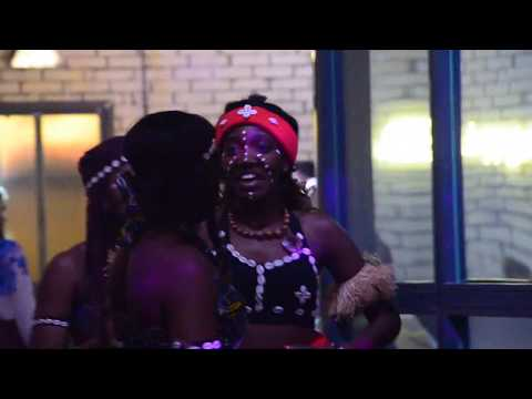 африканское шоу БАБУК в ресторане ферма Бенуа 10.01.2020