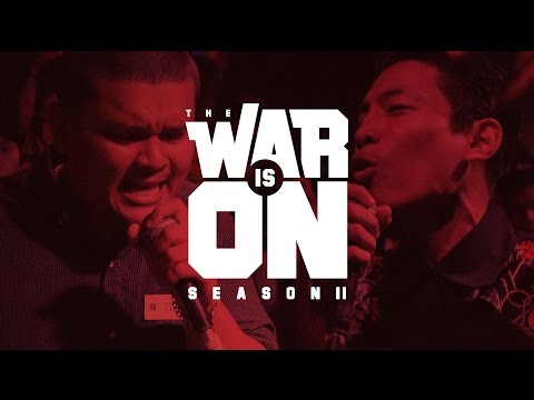 THE WAR IS ON SS.2 EP.5 - 23STREET VS MAIYARAP | RAP IS NOW
