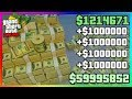 How To Make $1,150,000 Million PER HOUR in GTA 5 Online | NEW Best Fast Unlimited Money Guide/Method