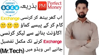How Earn Money With  Perfect Money|Ceransy Exchange