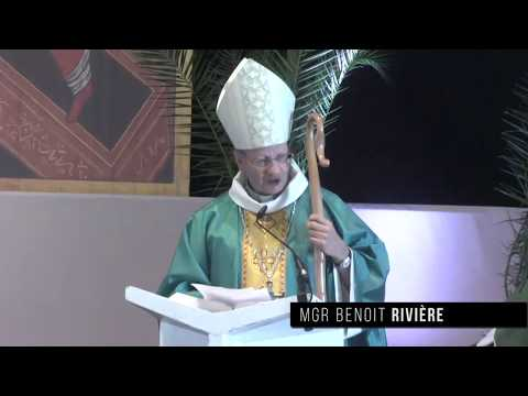 Homélie de Mgr Benoit Rivière - 16 juillet 2017